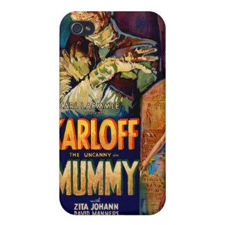 The Mummy 1932 Film iPhone 4/4S Cases
