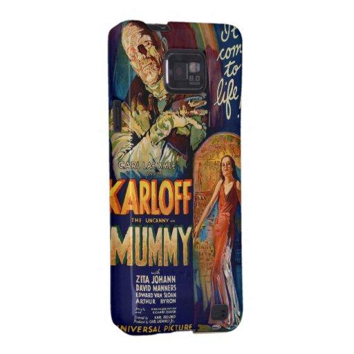 The Mummy 1932 Film Samsung Galaxy S2 Case