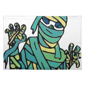 The Mummy 2 - alt colors Placemat