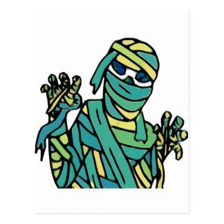 The Mummy 2 - alt colors Postcard
