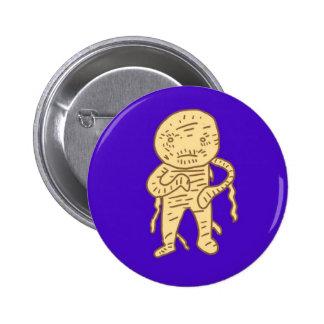 The Mummy 2 Inch Round Button