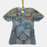 The mummy ornament