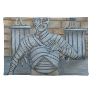 The mummy placemat