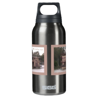 The Mundoo 10 Oz Insulated SIGG Thermos Water Bottle