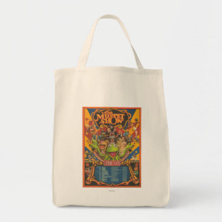 The Muppet Show - Grand Tour Poster Grocery Tote Bag