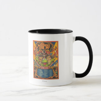 The Muppet Show - Grand Tour Poster Mug