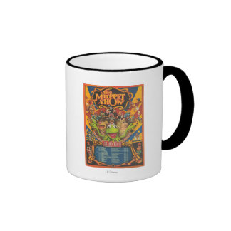 The Muppet Show - Grand Tour Poster Mugs