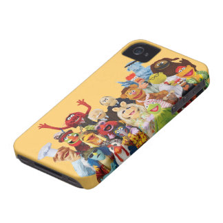 The Muppets 2 Case-Mate iPhone 4 Cases