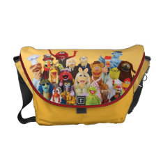 The Muppets 2 Messenger Bag at Zazzle