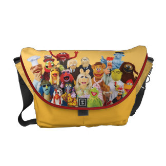 The Muppets 2 Messenger Bags