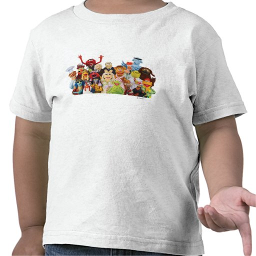 The Muppets 2 Tee Shirt