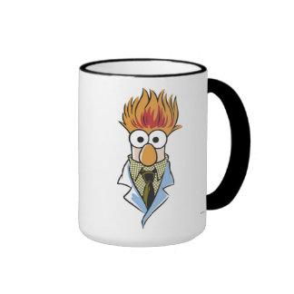 The Muppets Bunsen Disney Ringer Coffee Mug