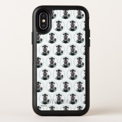 OtterBox Apple iPhone X Symmetry Case with Cute Cartoon Disgust from Inside Out design