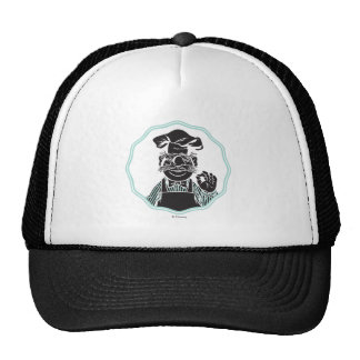 The Muppets   Chef Framed Trucker Hat