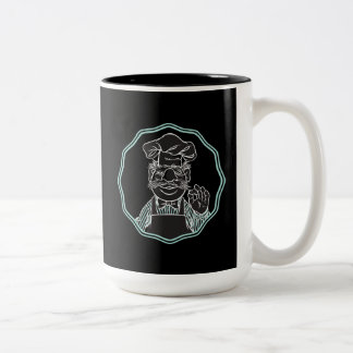 The Muppets | Chef Framed Two-Tone Coffee Mug