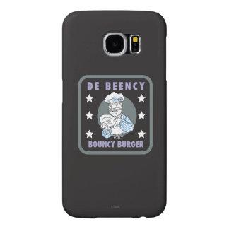 The Muppets | De Beency Bouncy Burger Logo Samsung Galaxy S6 Case