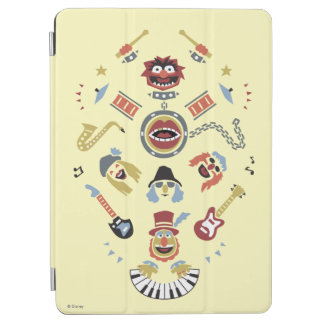 The Muppets Electric Mayhem Iconic Shape Graphic iPad Air Cover
