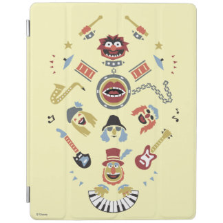 The Muppets Electric Mayhem Iconic Shape Graphic iPad Smart Cover