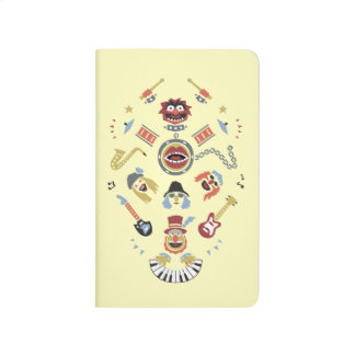 The Muppets Electric Mayhem Iconic Shape Graphic Journal