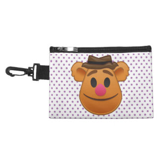 The Muppets| Fozzie Bear Emoji Accessories Bag