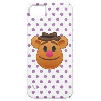 The Muppets| Fozzie Bear Emoji iPhone SE/5/5s Case