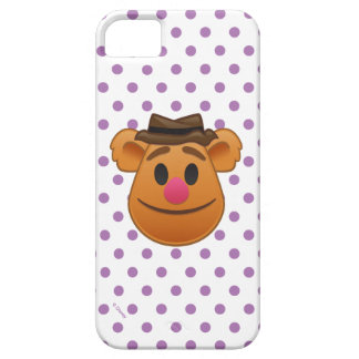 The Muppets| Fozzie Bear Emoji iPhone SE/5/5s Case