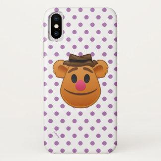 The Muppets| Fozzie Bear Emoji iPhone X Case