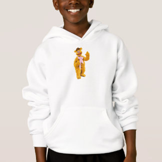 The Muppets Fozzie smiling Disney Hoodie