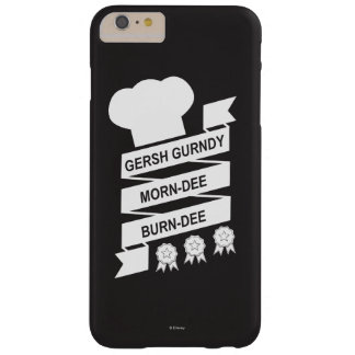 The Muppets | Gersh Gurndy Morn-Dee Burndee Barely There iPhone 6 Plus Case