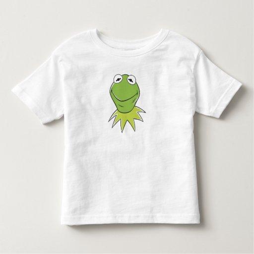 The Muppets Kermit similing Disney T Shirt