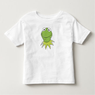 The Muppets Kermit similing Disney Toddler T-shirt