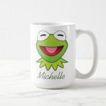 The Muppets| Kermit The Frog Emoji Coffee Mug
