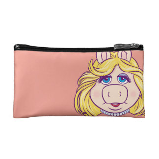 The Muppets Miss Piggy Face Disney Cosmetic Bag