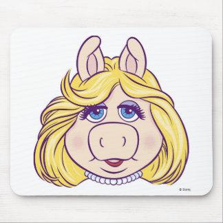The Muppets Miss Piggy Face Disney Mousepads