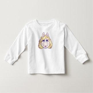 The Muppets Miss Piggy Face Disney Toddler T-shirt