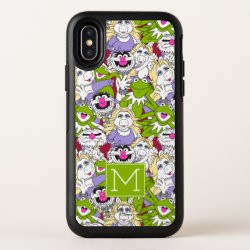 OtterBox Apple iPhone X Symmetry Case with Fred Monster Stylized design