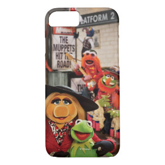 The Muppets Most Wanted Hits the Road! iPhone 8/7 Case
