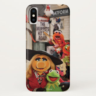 The Muppets Most Wanted Hits the Road! iPhone X Case