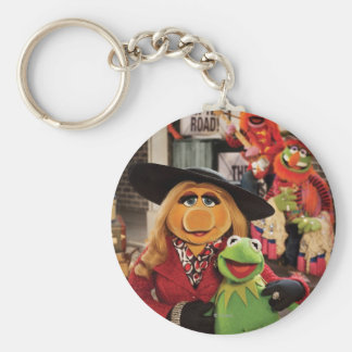 The Muppets Most Wanted Hits the Road! Keychain