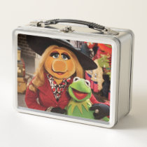 The Muppets Most Wanted Hits the Road! Metal Lunch Box