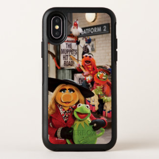 The Muppets Most Wanted Hits the Road! OtterBox Symmetry iPhone X Case