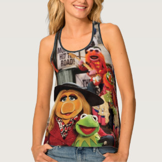 The Muppets Most Wanted Hits the Road! Tank Top