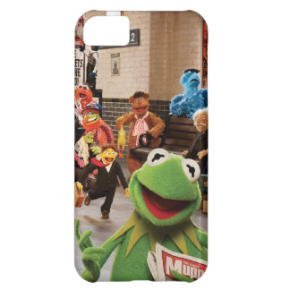 The Muppets Most Wanted | Kermit in Front Cover For iPhone 5C