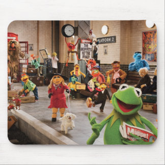 The Muppets Most Wanted | Kermit in Front Mouse Pad