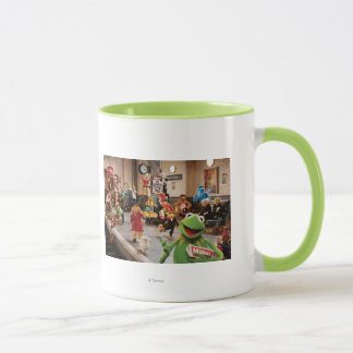 The Muppets Most Wanted | Kermit in Front Mug