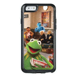 The Muppets Most Wanted | Kermit in Front OtterBox iPhone 6/6s Case