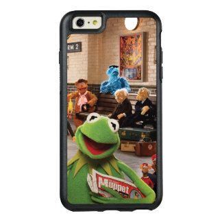 The Muppets Most Wanted | Kermit in Front OtterBox iPhone 6/6s Plus Case