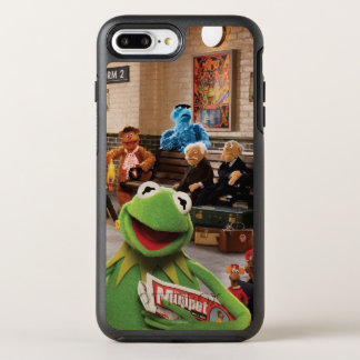 The Muppets Most Wanted | Kermit in Front OtterBox Symmetry iPhone 8 Plus/7 Plus Case
