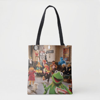 The Muppets Most Wanted | Kermit in Front Tote Bag