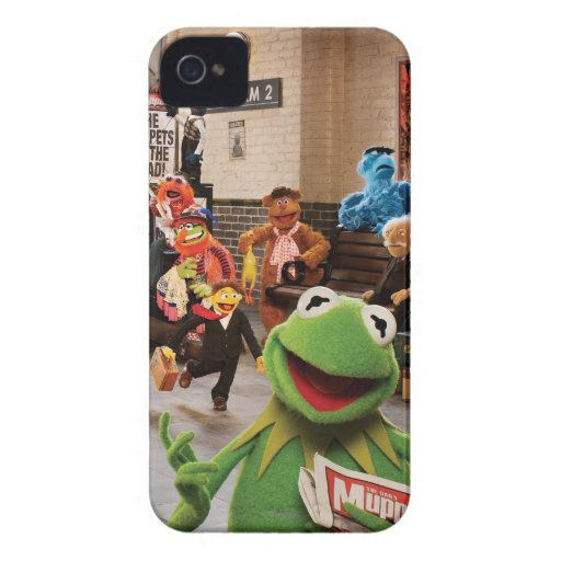 The Muppets Most Wanted Photo 2 iPhone 4 Case-Mate Case